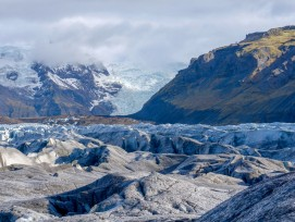Gletscher in Alaska, Symbolbild.
