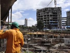 Die äthiopische Hauptstadt Addis Abeba wächst und wächst – auch in die Höhe.