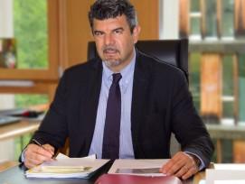 Guido Biaggio, Vizedirektor des Bundesamts für Strassen (Astra) und Leiter der Abteilung Infrastruktur Ost.