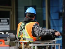 Bauarbeiter, Symbolbild