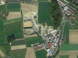 Die Fr. Blaser AG darf im Gebiet Dicki in Hasle bei Burgdorf wieder Kies abbauen.