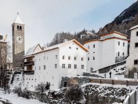 Das neue Muzeum Susch schafft eine Oase der Atmosphäre, inspiriert von der Verbindung aus Kunst, Landschaft und Architektur.