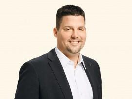 Christoph Bärlocher, CVP, SG, neu, CEO und VR-Präsident Baugeschäft Bärlocher AG.