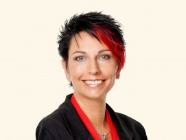 Sandra Sollberger, SVP, BL, bisher, Mitglied GL und VR Sollberger Maler AG.