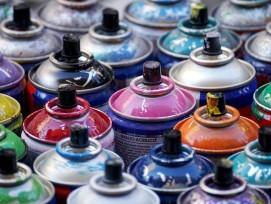 Spraydosen (Symbolbild)