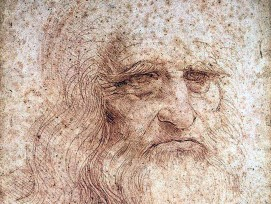 Leonardo da Vinci, Selbstporträt