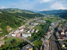 Luftaufnahme Wattwil Symbolbild