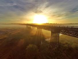 Bennerley-Viadukt