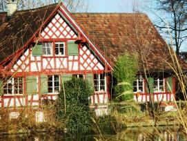 Fachwerkhaus, Symbolbild