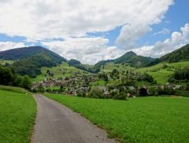 Passdorf Langenbruck am Oberen Hauenstein