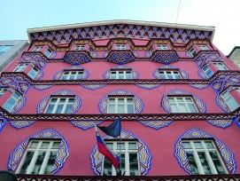 Genossenschaftliche Wirtschaftsbank, Ljubljana.