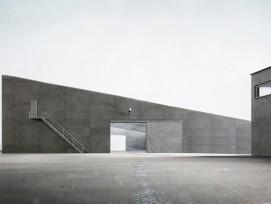 Werkhof Bülach Neubau Visualisierung