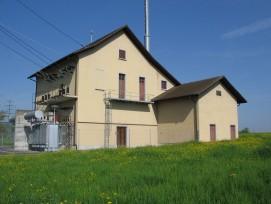 Unterstation Hochdorf