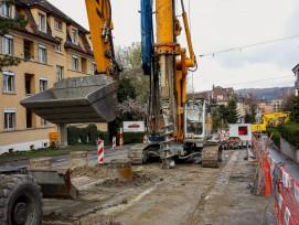 Totalsanierung der Stadtzürcher Riedtlistrasse