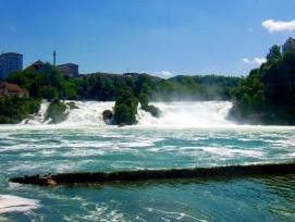 Rheinfall Symbolbild