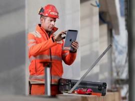 Für Patrick Hardegger, Polier Hochbau bei Marty, ist der mobile Tagesrapport aus seiner Arbeit nicht mehr weg zu denken: «Dank der elektronischen Erfassung via iPad optimiere ich die AVOR und spare Zeit bei der täglichen Rapportierung. Ich kann dem Rappor