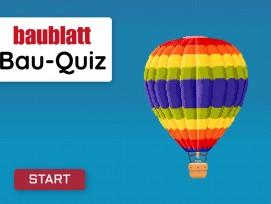 Start Bau-Quiz