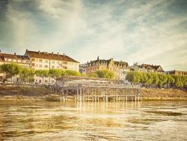 Rheinbad Breite Basel
