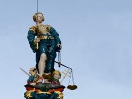 Justizia (Symbolbild)