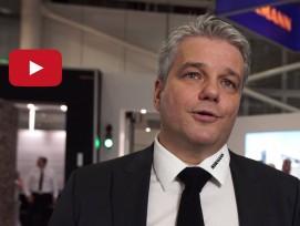 Andreas Breschan an der Swissbau 2020