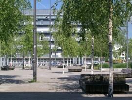Turbinenplatz in Zürich