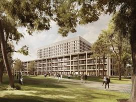 Visualisierung Kantonsspital Aarau