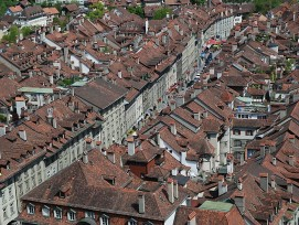 Berner Altstadt.
