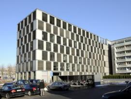 Das ehemalige Gemeindehaus von Littau wurde zum Luzerner «Haus der Informatik» mit fast 100 Angestellten der kantonalen IT umgenutzt. (Bild: zvg)