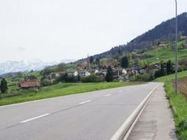 Mehrheitlich gute Finanzlage: Im Kanton Bern kann sich nicht nur die Gemeinde Kaufdorf im Gürbetal (Bild) etwas leisten. (Bild: Wikicommons)