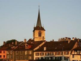 Schimmert vielleicht bald noch güldener: Biel will Gold-Energiestadt werden. (Bild: Roland Zumbühl (Picswiss), Arlesheim)