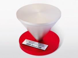Der Lohn für ausserordentliche Leistungen im Standortmarketing: Der SVSM-Award.