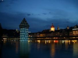 In der Agglomeration Luzern arbeiten die Gemeinden in der Siedlungs- und Verkehrsentwicklung zusammen. (Bild: Wikicommons)