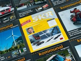 Kommunalmagazin verstärkt sich mit Team der schweizerischen Kommunal-Revue SKR