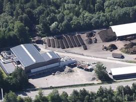 Biomassezentrum in Spiez eingeweiht