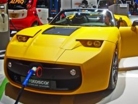 Elektrofahrzeuge könnten in einem «Smart Grid» auch als Energiespeicher genutzt werden.