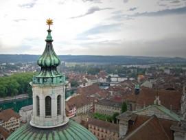 Die Gemeinden Bellach, Biberist, Derendingen, Langendorf, Luterbach, Solothurn und Zuchwil denken über eine Fusion nach.