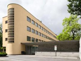 Vereint die umliegenden Schulhäuser zu einer Anlage: das Schulhaus Dula.