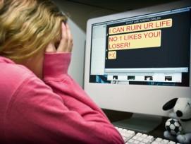 Kann das Leben zur Hölle machen: Cybermobbing.