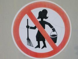 Reinigungstücher statt Putzfrau: In Genf werden künftig weniger Reinigungskräfte benötigt.