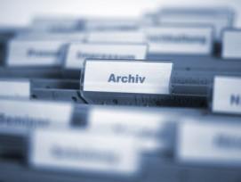 Mit Records Management und digitaler Langzeitarchivierung gehören solch antiquierte Archive der Vergangenheit an.