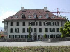 Sanierungsbedürftig: Das Thuner Burgerheim müsste auf dringend notwendige Investitionen verzichten, falls das Berner Sparpaket angenommen wird.