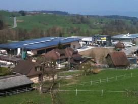 Erhielt den Solarpreis in der Kategorie «Plus-Energie-Bauten»: Die Gemeinde Altbüron LU.