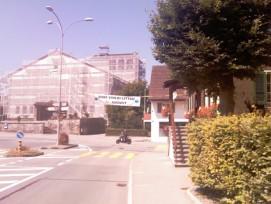 Probleme in urbanen Zentren: Im Kanton Luzern, hier Littau-Luzern, erwirtschafteten 2012 viele städtische Gebiete Aufwandüberschüsse.