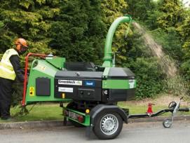 Leise und mit langer Lebensdauer: Dank der Iseli Umwelt & Heiztechnik AG Wauwil sind GreenMech-Häcksler jetzt offiziell in der Schweiz erhältlich.