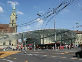 Die Region Bern profitiert von über 300 Millionen Bundesgeldern für das Agglomerationsprogramm...