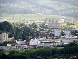 Rege Bautätigkeit: Die Zürcher Vorstadt Schlieren hat sich innert zehn Jahren vom «Ghetto»...