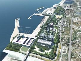 Kraftwerksprojekt des Anstosses: Des Bündner Stromkonzern Repower beteiligte sich an einem geplanten Kohlekraftwerk im italienischen Saline Joniche. Eine angenommene Volksinitiative verbietet dies künftig.