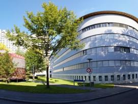 Das Areal des Berner Inselspitals kann neu gestaltet werden, ...