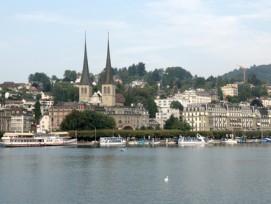 Mit der Initiative sollten die Luzerner Kernstadt und die Seeufer besser geschützt werden.