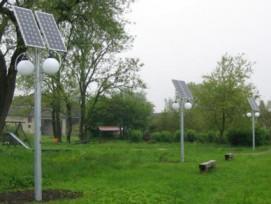 Autonome Beleuchtung, auch Solarleuchten genannt, macht überall dort Sinn, wo der Anschluss ans Stromnetz fehlt.